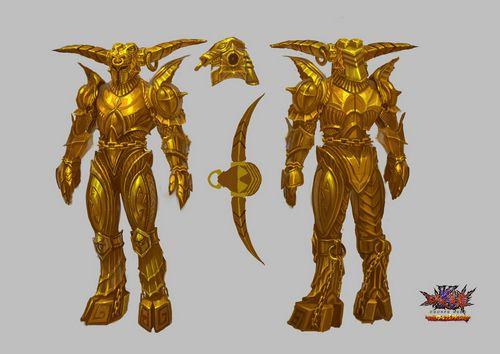 功夫英雄黄金圣衣首爆 十二生肖的中国神话