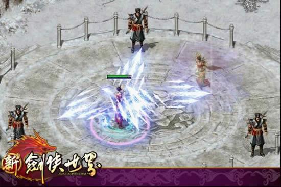 新剑侠世界最火爆门派 古墓技能专业解析