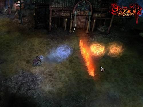 《斗战神》反传统技能体系揭秘