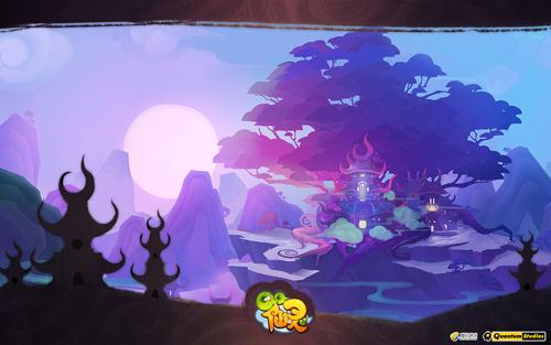 腾讯发布回合网游 qq仙灵 首创apc玩法