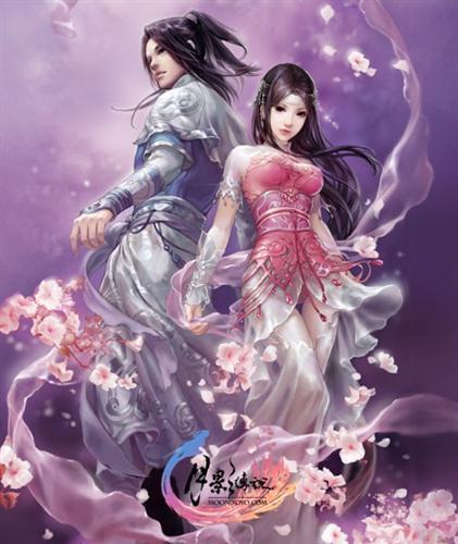 《月影传说网络版》的新人蜕变之路也由此展开……伴随着纳兰真,紫轩