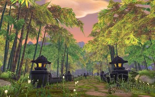 潘达利亚的美丽风景!熊猫人之谜高清图赏