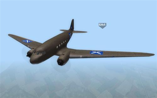 多元化战争 《激战海陆空》中的运输机