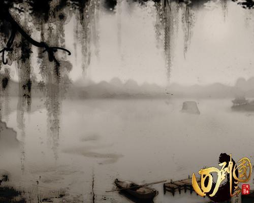 江南美景-西湖风光