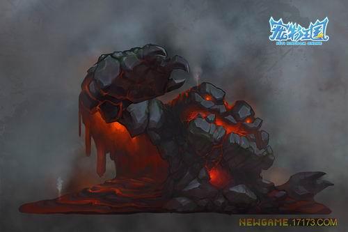 宠物王国游戏原画