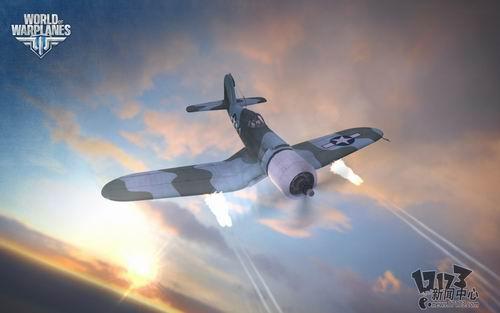 《战机世界》最新视频曝光