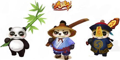 鹿鼎记最新消息 《鹿鼎记》7月新伙伴 葫芦娃vs功夫熊猫  时而可爱