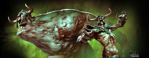 dota2增加2位新英雄:萨尔和不朽尸王