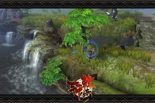在大榕树神秘力量的滋养下,宁海川绿茵争茂,树木葱茏,万物仿佛以肉眼