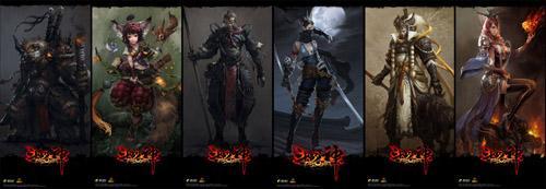 《斗战神》第六英雄龙女首发 巨型雕像破冰图片