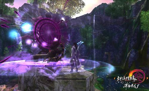 手机游戏 特技进化变形 剑网3 新神兵格斗动作模式