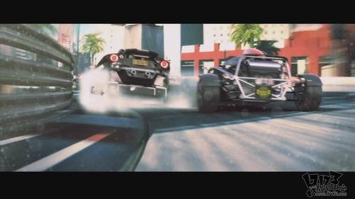 《超级房车大赛:起点2》首部宣传视频曝光