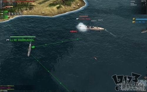战舰世界》则是更像fps的网络游戏.目前,公司为了让两款游戏