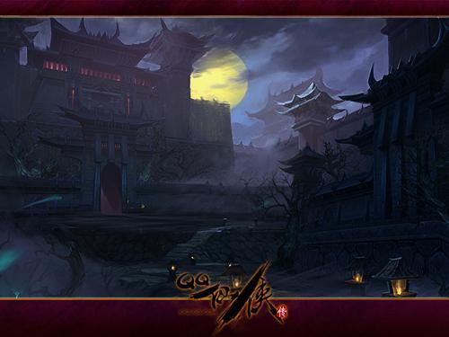 QQ仙侠传 主题卡牌神魔劫全球首发