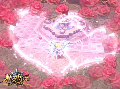 玫瑰佳缘欧式大床图片