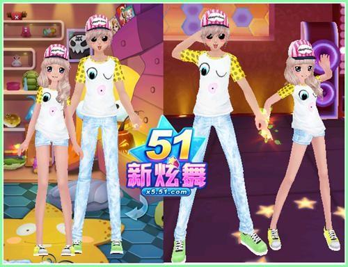 51新炫舞最新图片