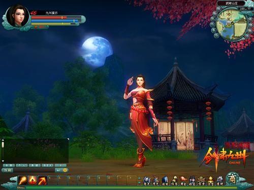 文章 剑啸九州 17173.com中国游戏第一门户站