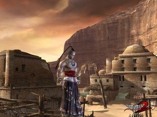 追求真实的极致之美 《刀剑2》画面进化论_网络游戏_.图片