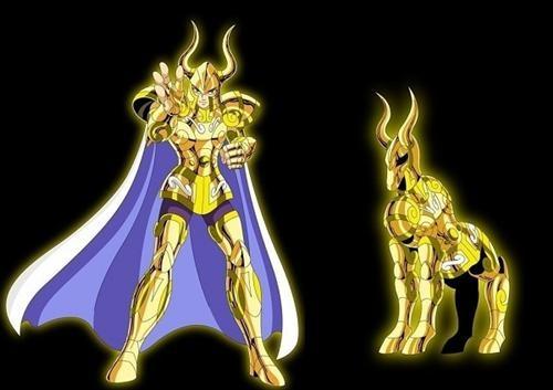 摩羯座图片圣斗士双子座塔罗牌黄金大全图片