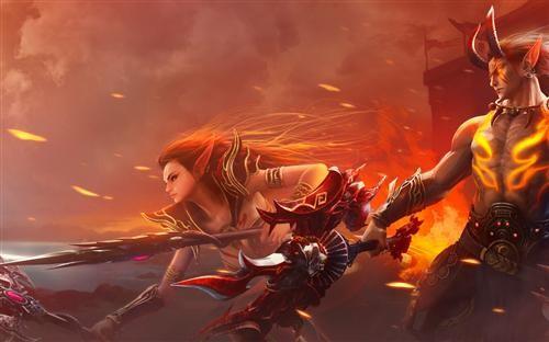 玩家热心制作 传奇世界2超萌妖士表情出炉
