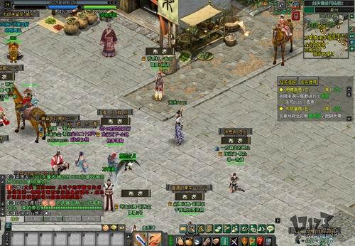 剑网2_剑侠情缘ol2游戏试玩