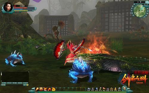 玩家在活动期间内可通过端木奇传送到活动场景