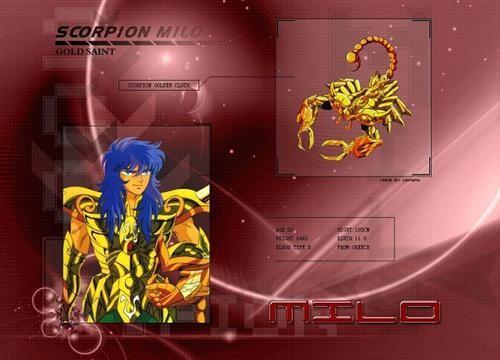 天蝎座——米罗