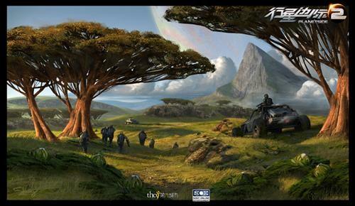 行星边际2最新图片