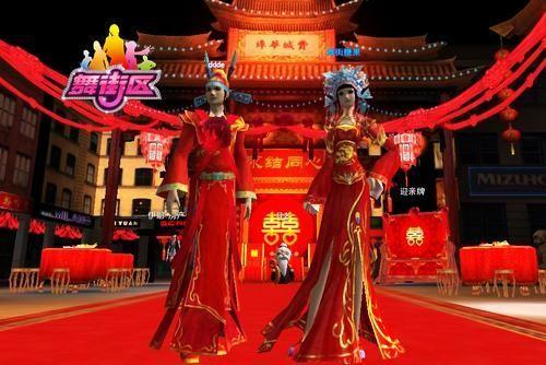 热闹喜庆 中式婚礼引领新潮流图片