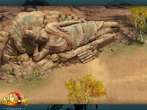 古代游戏地图素材