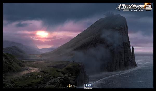 外星神秘丛林 《行星边际2》全新战场揭晓