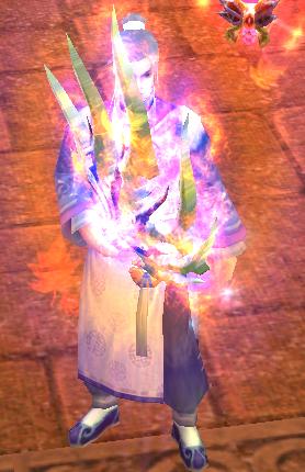 天龙八部红冥晶石5级各种神器效果图