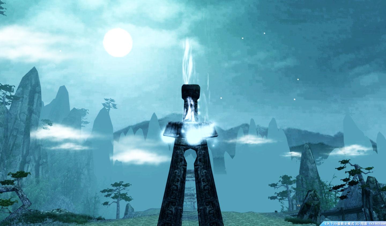 天下3副本美景欣赏; 天下3奕剑副本; 【梦之弈剑听雨阁】风景,每天下