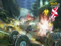 《上古世纪》DG龙盟的炫丽攻城战—DG龙盟