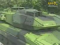 豹2主战坦克