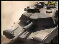 美国M1A2主战坦克