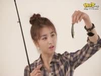 韩美女朴河宣《清风明月》宣传视频
