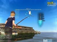 钓鱼网游《清风明月》公测试玩视频2