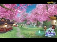 《圣境传说》绯樱岛全景展示视频
