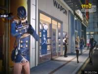 时尚动作TPS《枪神纪》城市模式宣传视频