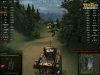 坦克世界东南亚服之美女的逆袭