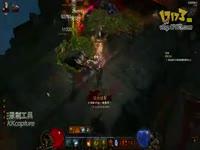 巫医15分钟要塞3拉基斯巨坑2层双塔阿丹!