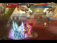 天空巨阙红鹰vs剑侠王者!斗魂堂对决