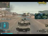 娱乐解说:坦克模式新式玩法坦克碰碰车