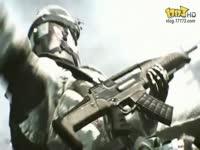 Gstar2012《战争前线》电影级宣传片