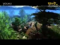 《剑网3》五毒轻功演示