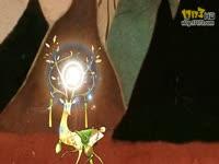 九色鹿搬上网游舞台 《桃园》明尊琉璃仙宣传片