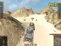 坦克世界8.2物理引擎下的飞车bug。。Баг_муви_2
