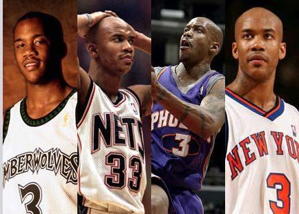 兄弟篮球 NBA众星谱之斯蒂芬 马布里
