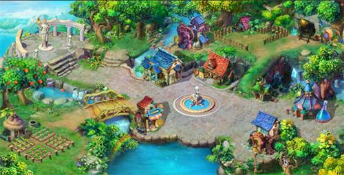 艺术家用食材打造梦幻美景.图_国》再现唯美童话世界图片
